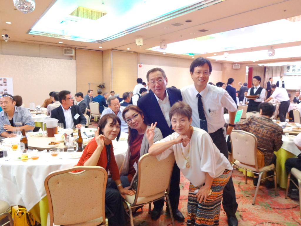 平成29年度同窓会総会の様子